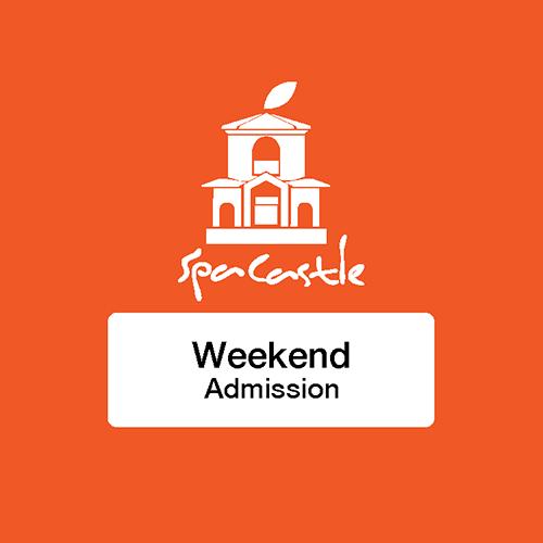 admission-weekend